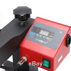 6pc Pen LOGO Heat Press Machine Sublimation for Ball-point Transfer Printing DIY