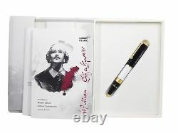 Auth MONTBLANC Writers Edition William Shakespeare Ballpoint Pen Limited D1276