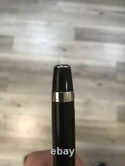 Authentic Mont Blanc Montblanc Boheme Ballpoint Discontinued Pen With Refill