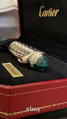 Cartier pen roadster Limited Edition 3000 Piece Middle East Exclusive Only