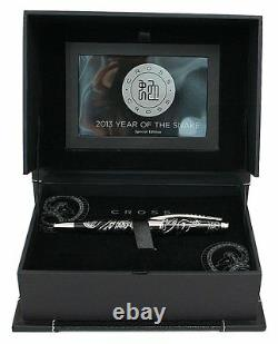 Cross 2013 Year Of Snake Collection Black Lacquer Ball Point Pen (AT0122-14)