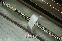 Cross Diamond Etchings Spire Golden Shimmer, Solid 18K Gold Med nib Fountain Pen