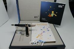 MONTBLANC Little Le Petit Prince Fountain Pen Happy Holiday Set