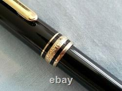 MONTBLANC MEISTERSTUCK Ballpoint Pen with Guarantee Booklet