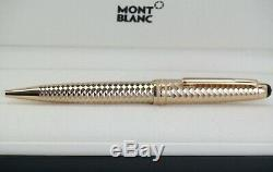 MONTBLANC Midsize Kuli Solitaire GEOMETRY ballpoint pen geometric ID 118103