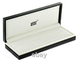 MONTBLANC PIX White Barrel & Cap with Gold Coated Clip Ballpoint 117659