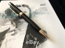 Mont Blanc Donation Pen Johann Strauss Special Edition