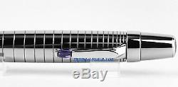 Montblanc Boheme Platinum Plated Steel Amethyst Mechanical Pencil 0,9mm 7525 Box