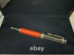 Montblanc Hemingway Writers Limited Edition Ballpoint Pen 1992 Perfect Condition