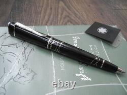 Montblanc Jonathan Swift Writers Limited Edition 2012 Ballpoint Pen Paper Mint