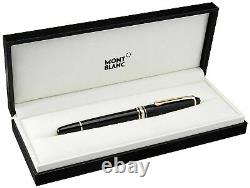 Montblanc Meisterstuck Gold trim rollerball pen. BLACK FRIDAY SALE. LIMITED QTY