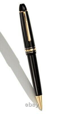 Montblanc Meisterstuck LeGrand Ballpoint Pen with Gold Trims. BLACK FRIDAY SALE