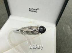 Montblanc Soulmakers for 100 Years Granite Sterling Silver Diamond Ballpoint
