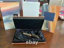 Montblanc Writers Edition Alexandre Dumas Fathers Signature Ballpoint pen
