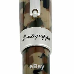 Montegrappa Fortuna Camouflage Ballpoint Pen