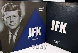 NEW Montblanc John F Kennedy Special Edition JFK Ball Point Pen 111046