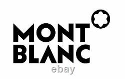 New MontBlanc Pix Blue Ballpoint Pen MB 114810 factory sealed in box