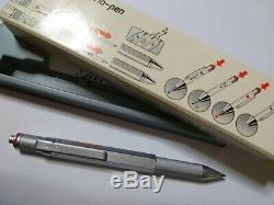 Rotring 600 Trio-pen Ballpoint Pen Made in West Germany