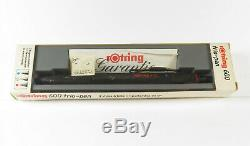 Rotring Trio Pen 600 black Old Style, made in Germany, new old stock with Box