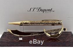 ST Dupont Special Edition Pirates of the Caribbean Ballpoint Pen & Paper Cutter