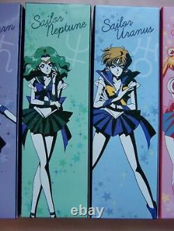 Sailor Moon 20th Prism Stationary Ballpoint Pen 6 piece sets japan New