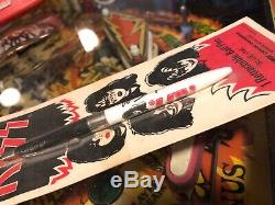 Sealed Vintage 1978 KISS Ace Frehley Wallace Ball Point Ink Pen VERY RARE